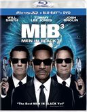 Men in Black 3 (Blu-ray 3D + Blu-ray + DVD)