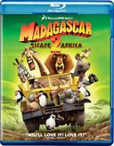 Madagascar: Escape 2 Africa (Blu-ray,