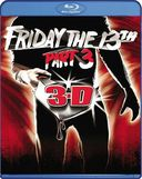 Friday the 13th Part 3 3-D (Blu-ray)