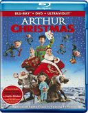 Arthur Christmas (Blu-ray + DVD)