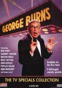 George Burns - TV Specials Collection (4-DVD)