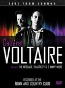 Cabaret Voltaire - Live from London: Town and