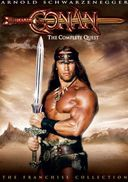 Conan - The Complete Quest (2-DVD)