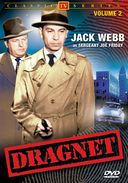 "Dragnet, Volume 2 - 11"" x 17"" Poster"