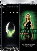 Alien / Species (2-DVD)