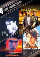4 Film Favorites: Cruise Collection (4-DVD)