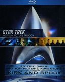 Star Trek: Motion Picture Trilogy (Blu-ray,