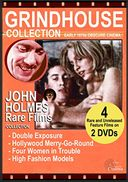 John Holmes Rare Films Collection (2-DVD)