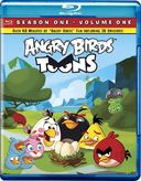 Angry Birds Toons - Season 1, Volume 1 (Blu-ray)