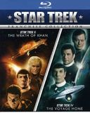Star Trek II / Star Trek IV (Blu-ray)