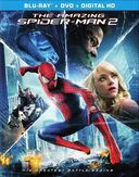 The Amazing Spider-Man 2 (Blu-ray + DVD)