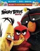 The Angry Birds Movie (Blu-ray + DVD)