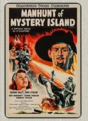 Manhunt of Mystery Island (2-DVD)