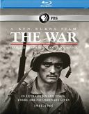 WWII - The War (Ken Burns) (Blu-ray)