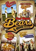 Bad News Bears Four 4-Movie Collection (4-DVD)