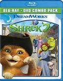 Shrek 2 (Blu-ray + DVD)