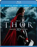Marvel Cinematic Universe - Thor 3D (Blu-ray +