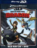 How to Train Your Dragon 3D (Blu-ray + DVD)