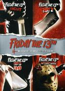 Friday the 13th 4-Pack [Deluxe Edition] (4-DVD)