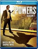 Powers - Season 1 (Blu-ray)
