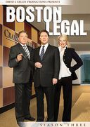 Boston Legal - Season 3 (7-DVD)