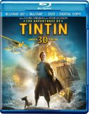 The Adventures of Tintin 3D (Blu-ray + DVD)