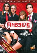 Rebelde - 1a Temporada (3-DVD)