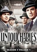 The Untouchables - Season 4 - Volume 1 (4-DVD)