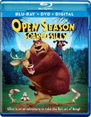 Open Season: Scared Silly (Blu-ray + DVD)