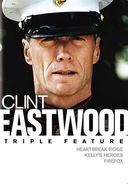 Clint Eastwood Triple Feature (Heartbreak Ridge /