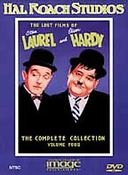 Laurel & Hardy - The Lost Films of Stan Laurel &
