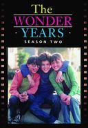 The Wonder Years - Season 2 (4-DVD)