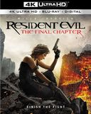 Resident Evil: The Final Chapter (4K UltraHD +