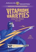 Vitaphone Varieties - Volume 3: 16 Short Subjects