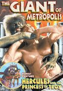 The Giant of Metropolis (1961) / Hercules & The