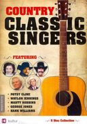 Country Classic Singers (5-DVD)