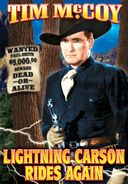 "Lightning Carson Rides Again - 11"" x 17"" Poster"