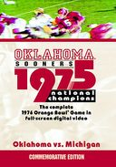 1975 Oklahoma National Champions