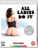 All Ladies Do It [Import] (Blu-ray + DVD)