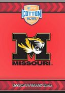 Football - 2008 Cotton Bowl: Missouri Vs. Arkansas