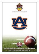 2011 BCS National Championship: Auburn vs. Oregon
