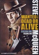 Wanted: Dead or Alive - Season 1 - Volume 1 (18 Episodes)