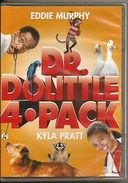 Dr. Dolittle 4 Pack (4-DVD)