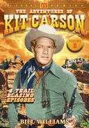 Adventures of Kit Carson - Volume 8