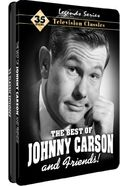 Johnny Carson and Friends - The Best of [Tin