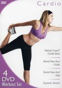 Cardio Workout Set (4-DVD)