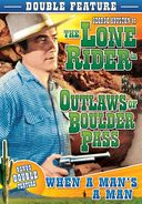 The Lone Rider: Outlaws of Boulder Pass (1942) /