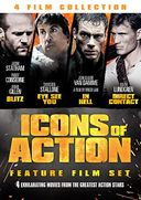 Icons of Action (Blitz / Eye See You / In Hell /
