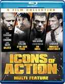 Icons of Action Set (Blu-ray)