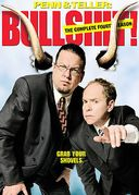 Penn & Teller: Bullshit! - Complete 4th Season (Uncensored) (3-DVD)